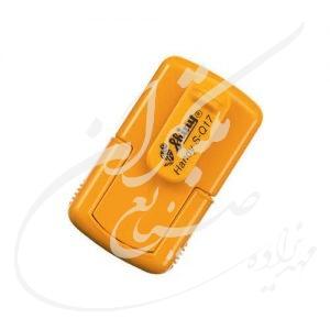 مهر شاینی جیبی مربع کد 002